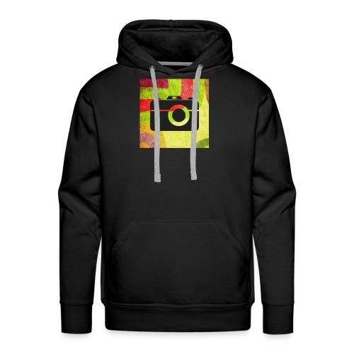 Stylist camera design - Men's Premium Hoodie