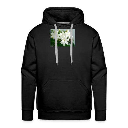 Jasmine Flower - Men's Premium Hoodie