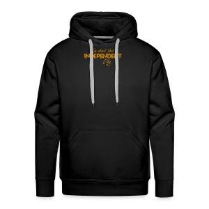 The Independent Life Gear - Men's Premium Hoodie