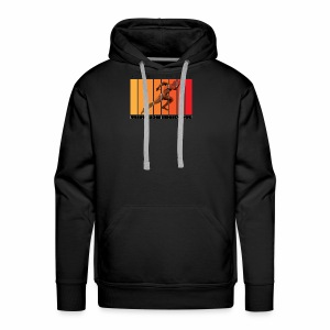 Athlete - Fire - Men's Premium Hoodie
