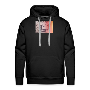 Lennon believe in yourself - Men's Premium Hoodie