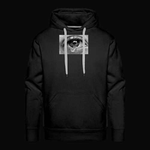 Emotional eye - Men's Premium Hoodie