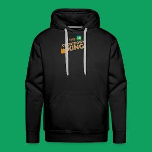 The CountdownKing - Men's Premium Hoodie