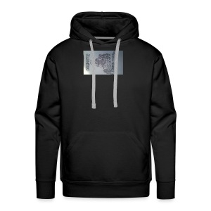 20160824_155409queen wear high profile staying 100 - Men's Premium Hoodie