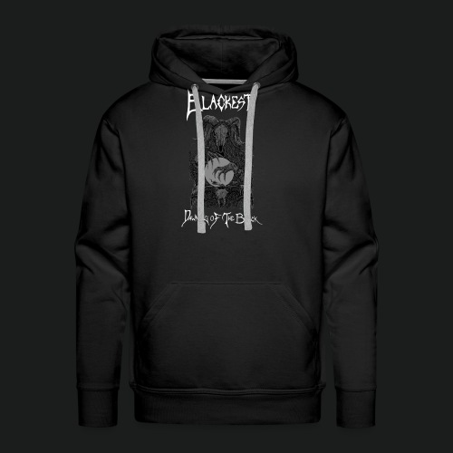 Dawning of the Black Design - Men's Premium Hoodie