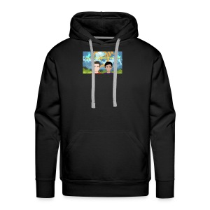 Gabi&sofis adventure time - Men's Premium Hoodie