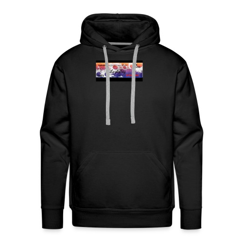 Channel_Art_Template_-Fireworks-_-_Edited - Men's Premium Hoodie