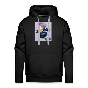 Eat your heart out - Men's Premium Hoodie