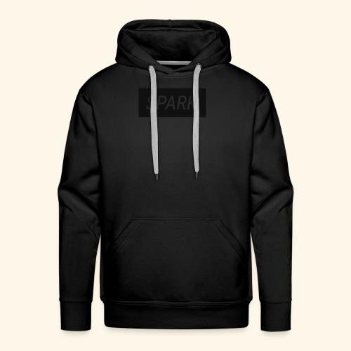 Spark Logo - Men's Premium Hoodie