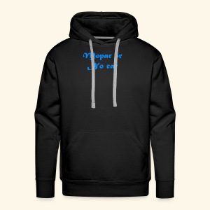 Mopar or No car - Men's Premium Hoodie
