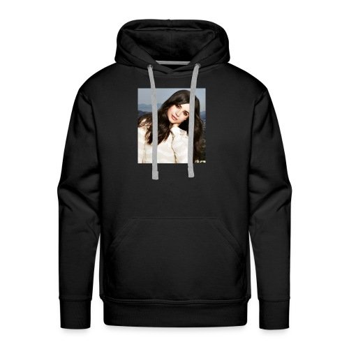 Sofia Carson - Men's Premium Hoodie