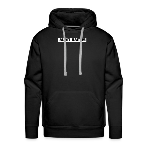 alan ramos jacket & hoodie - Men's Premium Hoodie