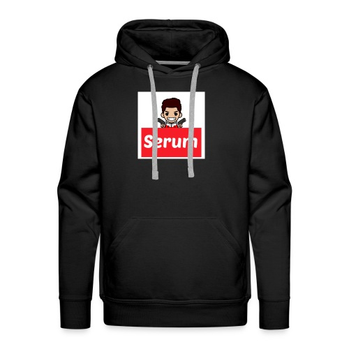 Serum logo - Men's Premium Hoodie