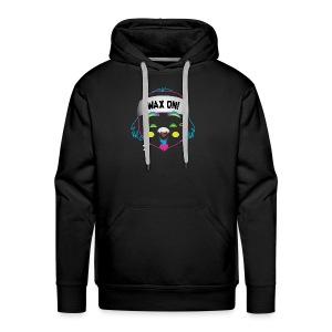Wax On! Neon - Men's Premium Hoodie