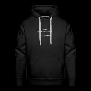 The Struggle Shirts - Men's Premium Hoodie