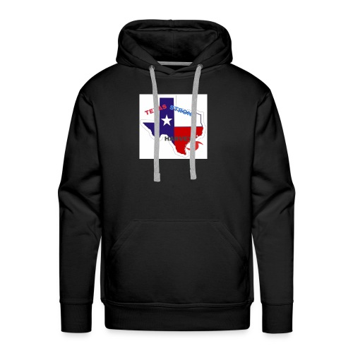 Hurricane Harvey Help - Men's Premium Hoodie