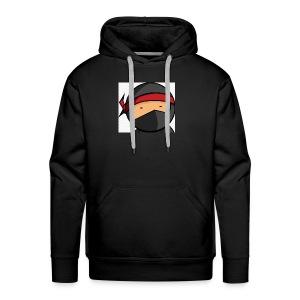 redninjagames logo - Men's Premium Hoodie