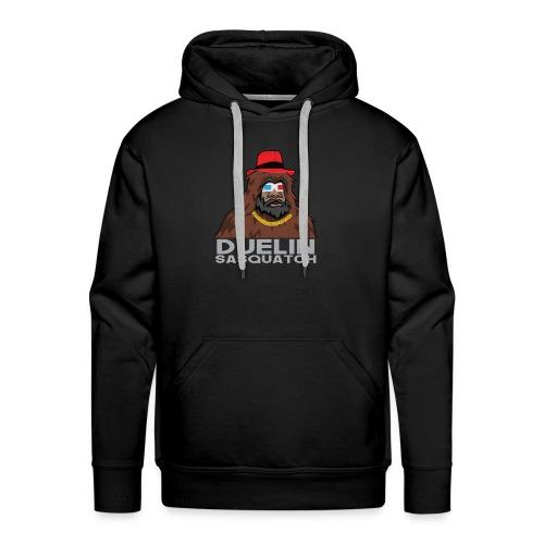 Duelin Sasquatch - Men's Premium Hoodie