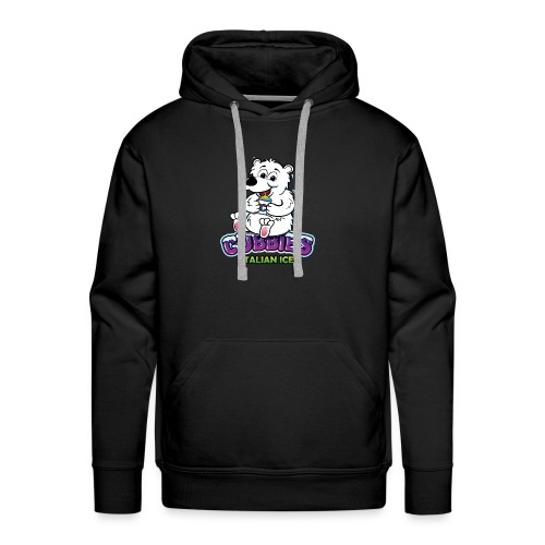 CubbiesItalianIce stacked RGB300 - Men's Premium Hoodie