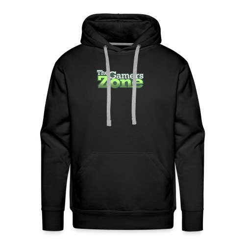 THE GAMERS ZONE - Men's Premium Hoodie