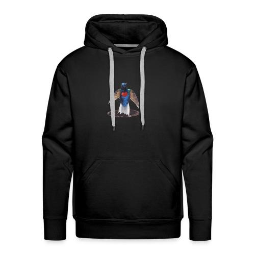 Aura Logo - Men's Premium Hoodie