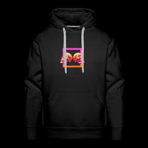 SKULL^PINK - Men's Premium Hoodie