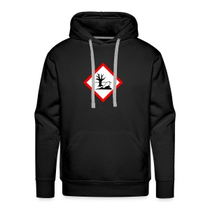 danger for the environment - Men's Premium Hoodie
