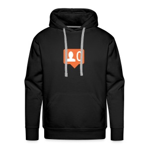 No Followers - Men's Premium Hoodie