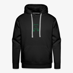 Grown on greens - Men's Premium Hoodie