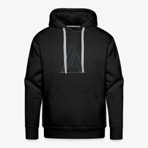 Audio Logo - Men's Premium Hoodie