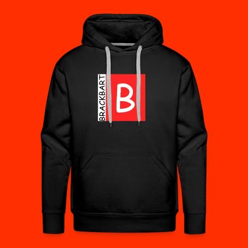 Brackbart Official Logo - Men's Premium Hoodie
