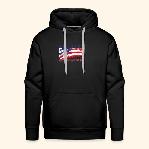 America1 - Men's Premium Hoodie