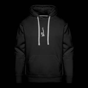 Skelton (any color) - Men's Premium Hoodie