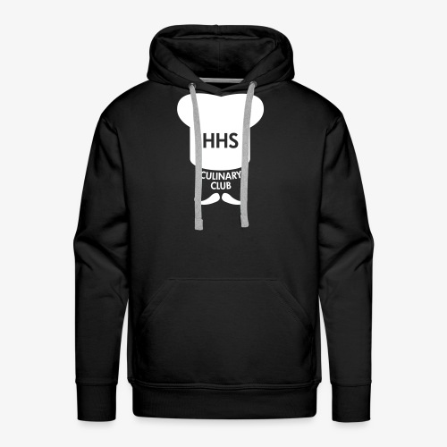 Culinary Club Logo - Men's Premium Hoodie