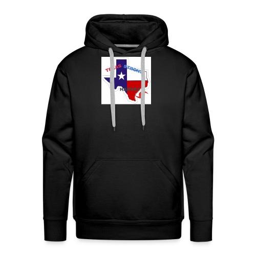 Hurricane Harvey Help - Men's Premium Hoodie