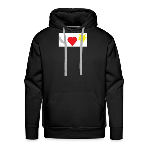 Love Collection - Men's Premium Hoodie