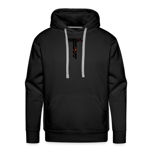 The logo! - Men's Premium Hoodie