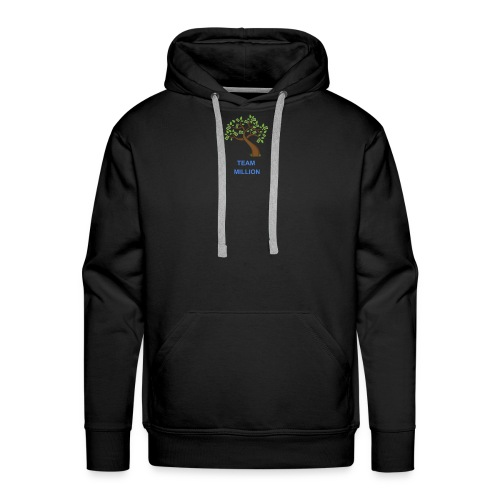 Team Million Logo - Men's Premium Hoodie
