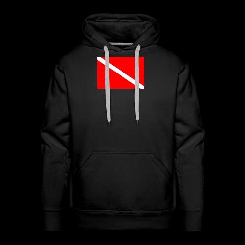 Dive Flag - Men's Premium Hoodie