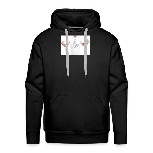 camiseta BB branca - Men's Premium Hoodie