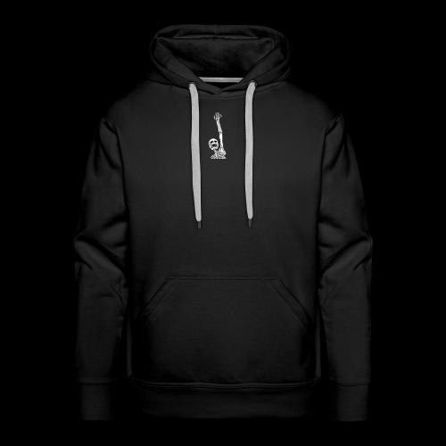 Skelton (any color) - Men's Premium Hoodie