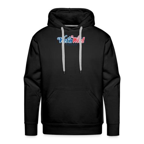 1200px Wet n Wild Orlando logo svgt - Men's Premium Hoodie