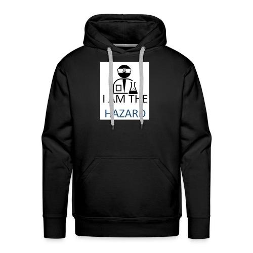 tshirt hazard design1 1 - Men's Premium Hoodie