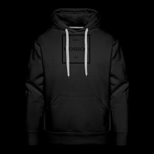 MOSHOO, SINCE 2017 ( moshoo brand ) - Men's Premium Hoodie
