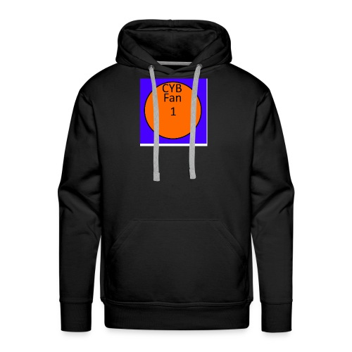 CYB Merch - Men's Premium Hoodie