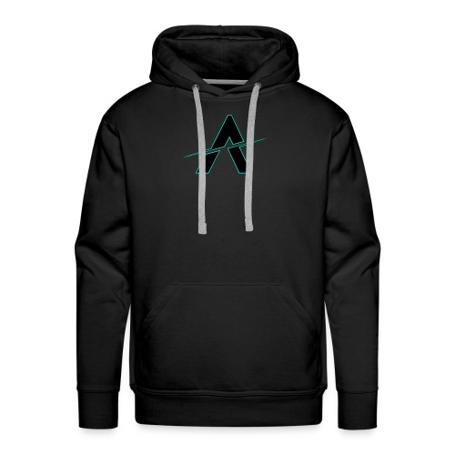 Archaea Split Logo - Men's Premium Hoodie