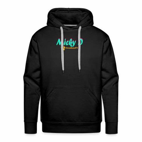 MICKY BroadBantv - Men's Premium Hoodie