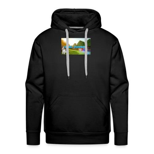 ChrisPlayz - Men's Premium Hoodie