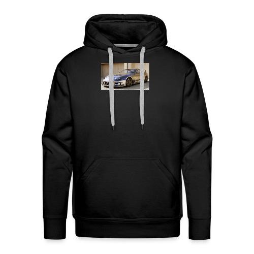 Toyota Supra Eric Fox - Men's Premium Hoodie