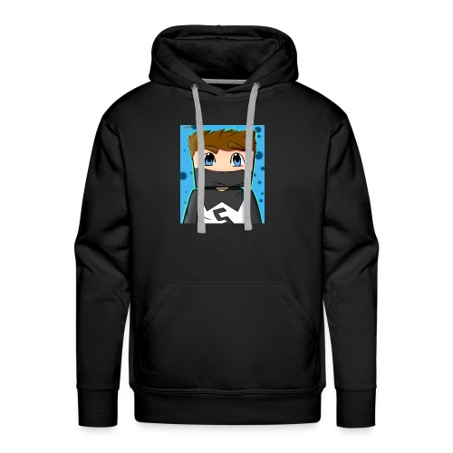 MY YT CHANNEL LOGO SHIRT - Men's Premium Hoodie
